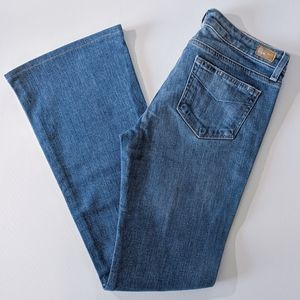 Paige Hollywood Hills Bootcut Jeans, size 29